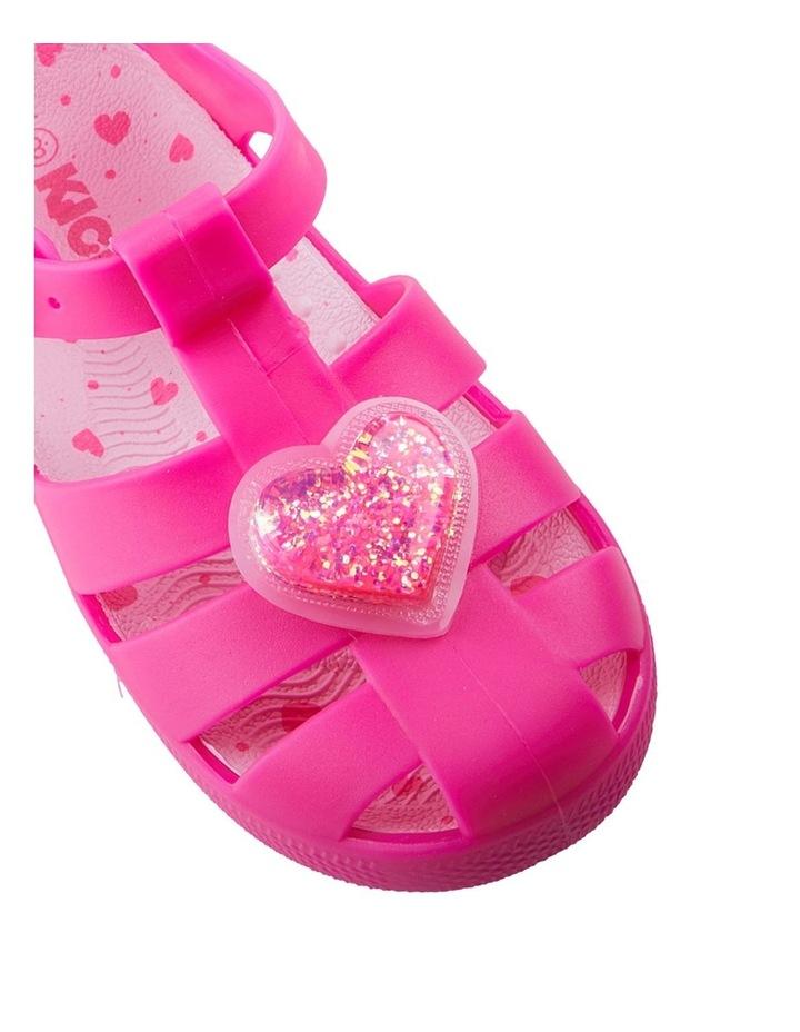 Kiddo Heart Girls Jellies image 4