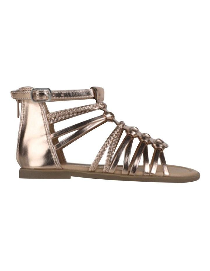Aria Plait Youth Sandals image 1