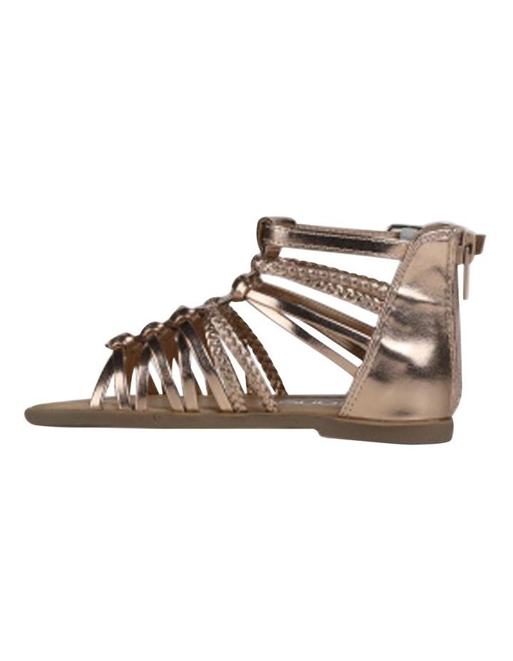 Aria Plait Youth Sandals image 2