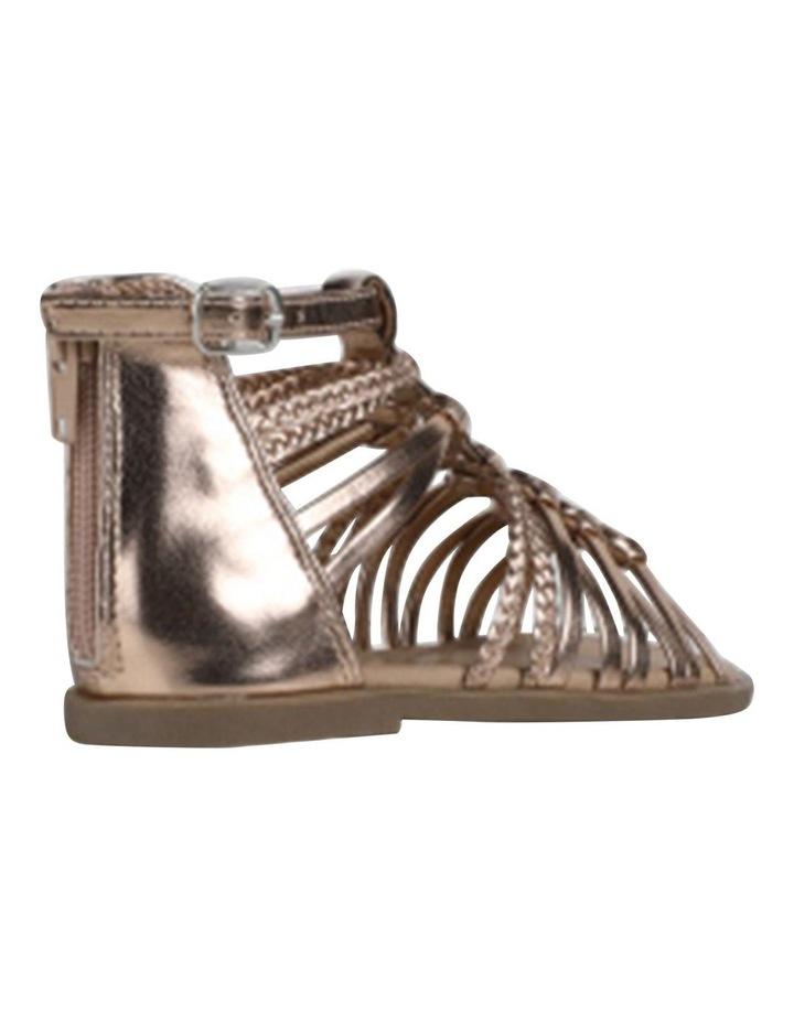 Aria Plait Youth Sandals image 3