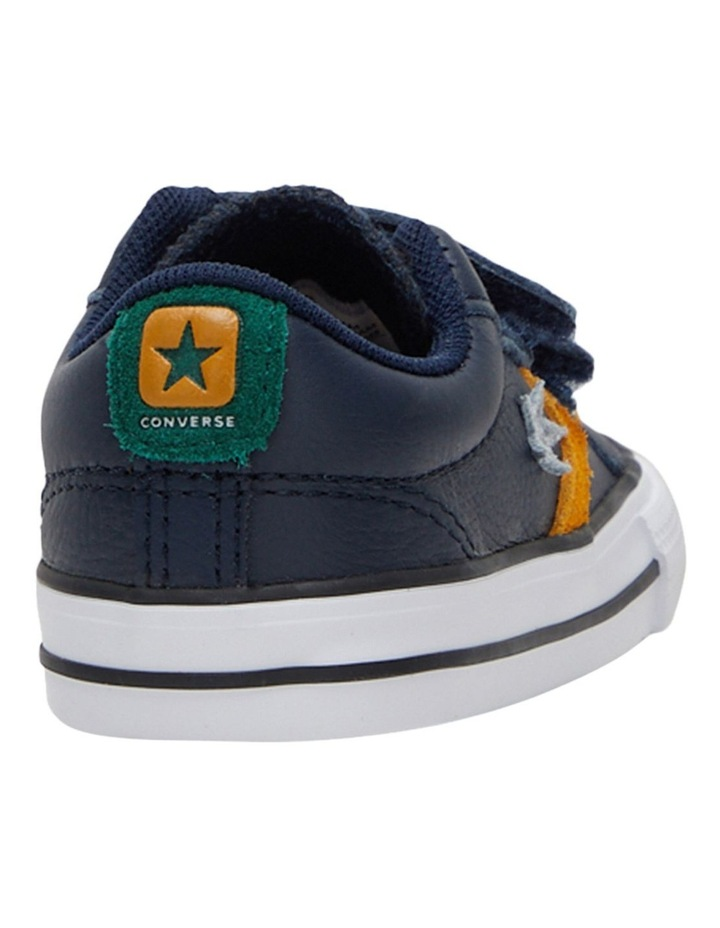 Star Player 2V Leather Youth Boys Sneakers image 2