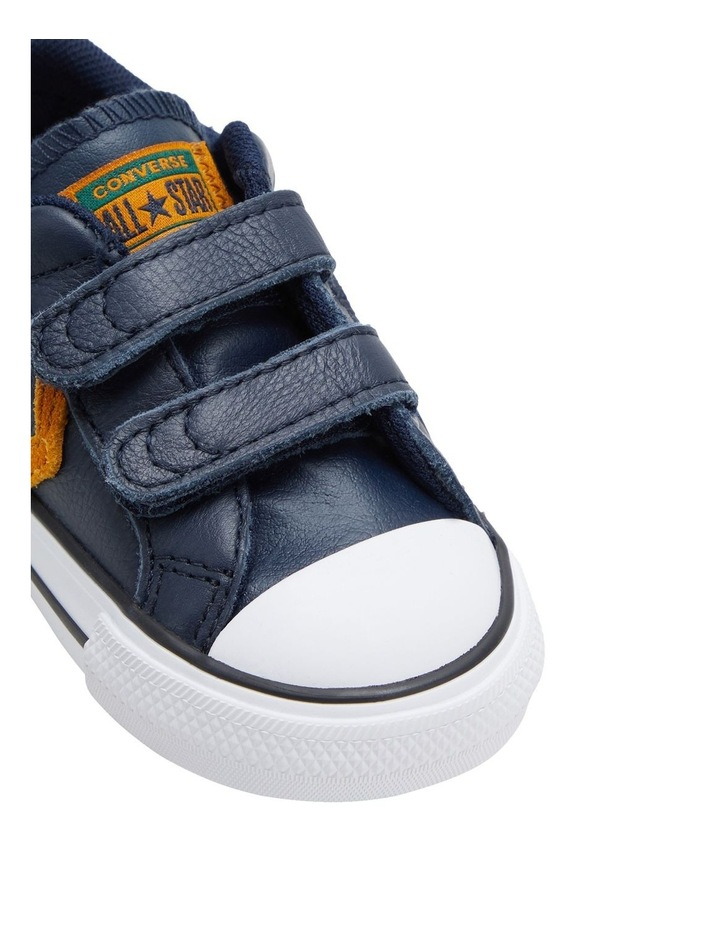 Star Player 2V Leather Youth Boys Sneakers image 4