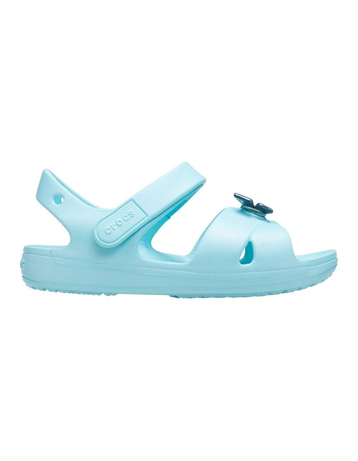Classic Cross Strap Girls Sandals image 1