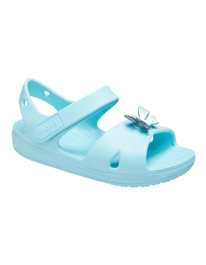 Classic Cross Strap Girls Sandals image 2