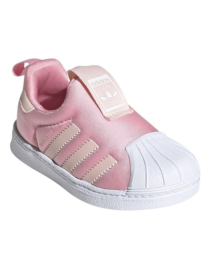 Superstar 360 Infant Girls Sneakers image 2