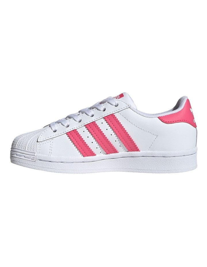 Superstar Foundation Pre School Girls Sneakers image 2