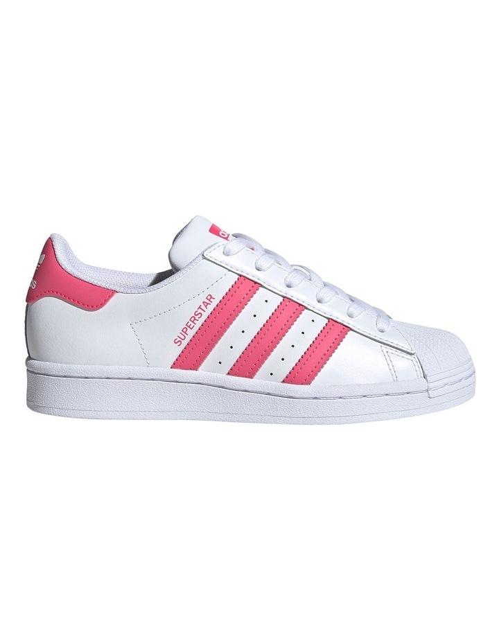 Superstar Foundation Grade School Girls Sneakers image 1