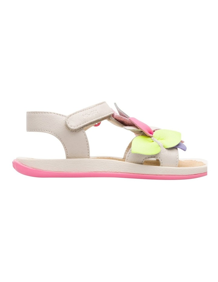 Twins Floral Girls Youth Sandals image 1
