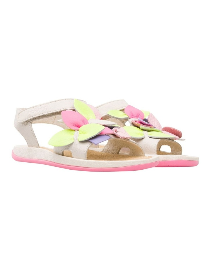 Twins Floral Girls Youth Sandals image 2