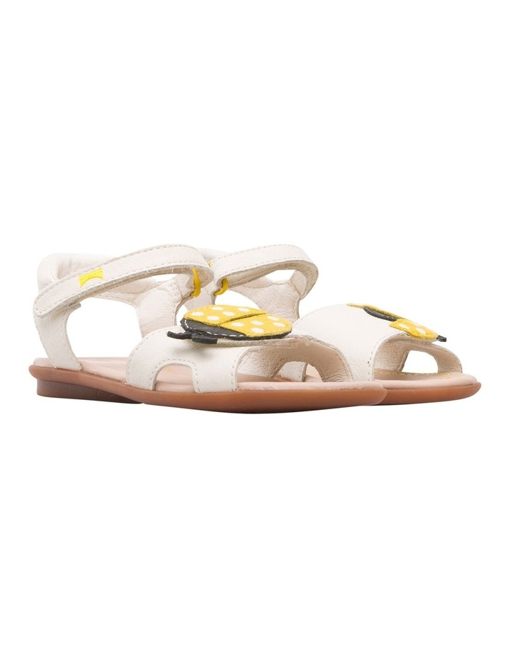 Twins Lady Beetle Girls Youth Sandals image 2
