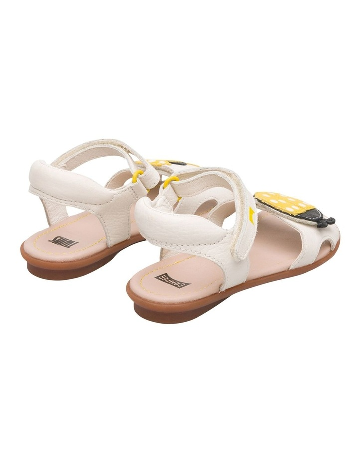Twins Lady Beetle Girls Youth Sandals image 3