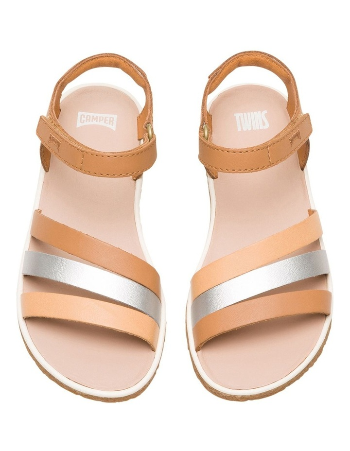 Twins Strap Girls Youth Sandals image 4