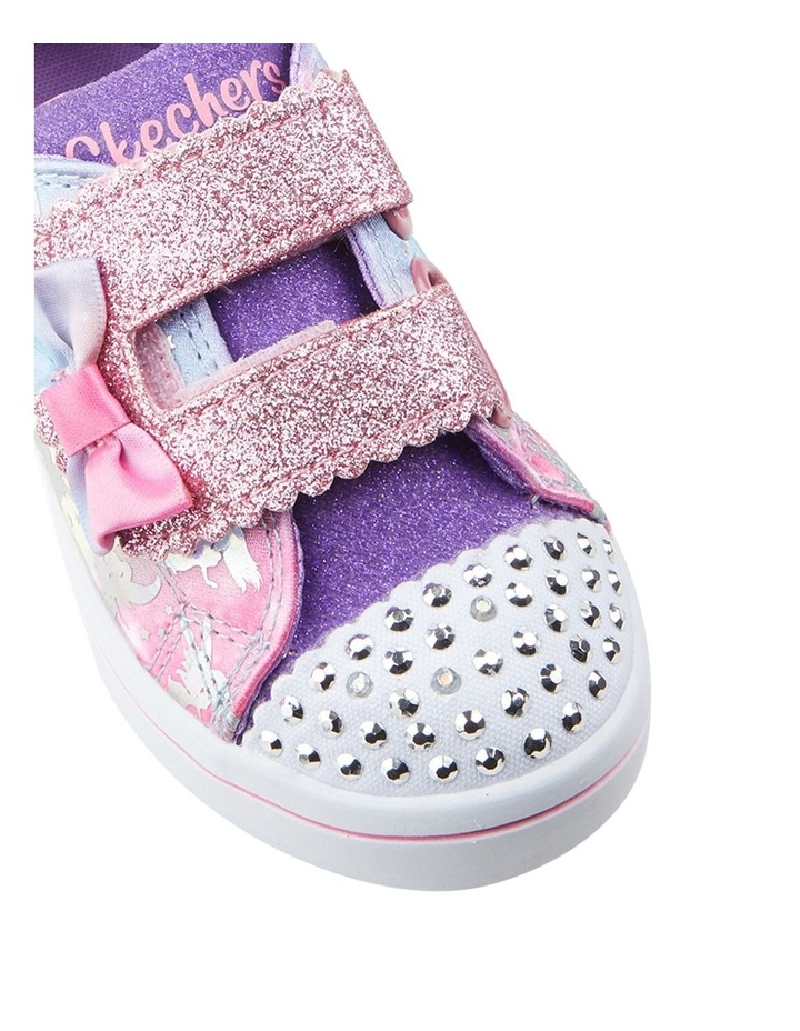 Twinkle Toes Lil Fairy Wishes Infant Girls Sneakers image 4