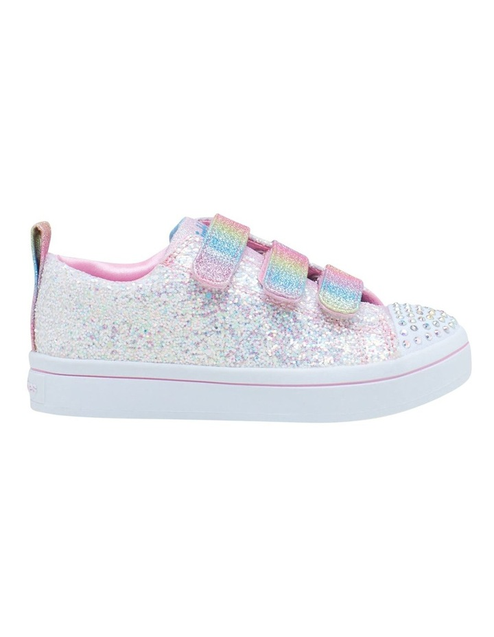 Twinkle Toes Twi-Lite Glitter Youth Girls Sneakers image 1