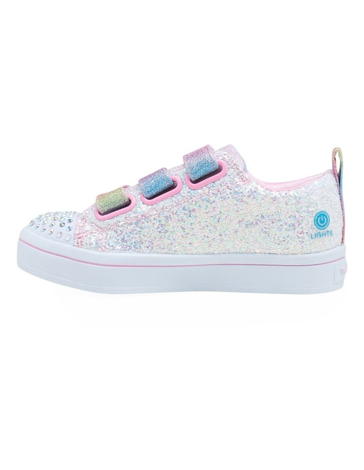 Twinkle Toes Twi-Lite Glitter Youth Girls Sneakers image 3