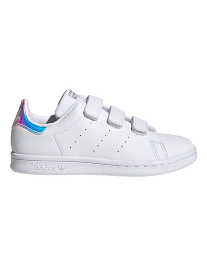 Stan Smith II Self Fastening Pre School Girls Sneakers image 1