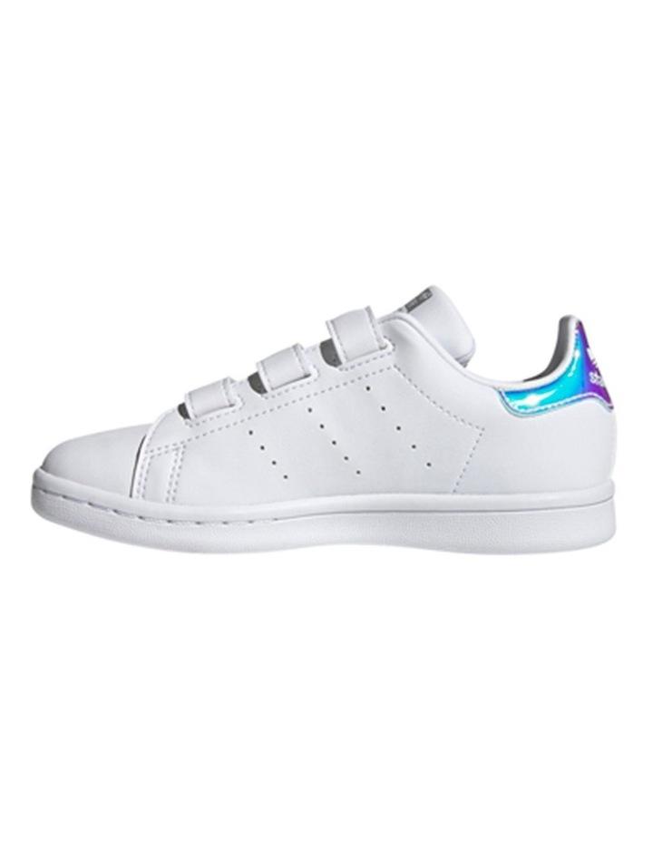 Stan Smith II Self Fastening Pre School Girls Sneakers image 2