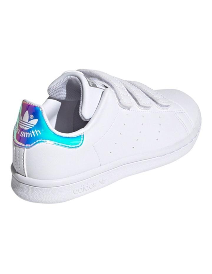 Stan Smith II Self Fastening Pre School Girls Sneakers image 3