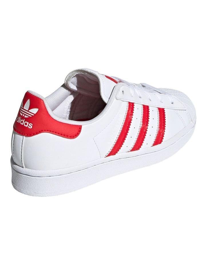 Superstar Heart Grade School Girls Sneakers image 3