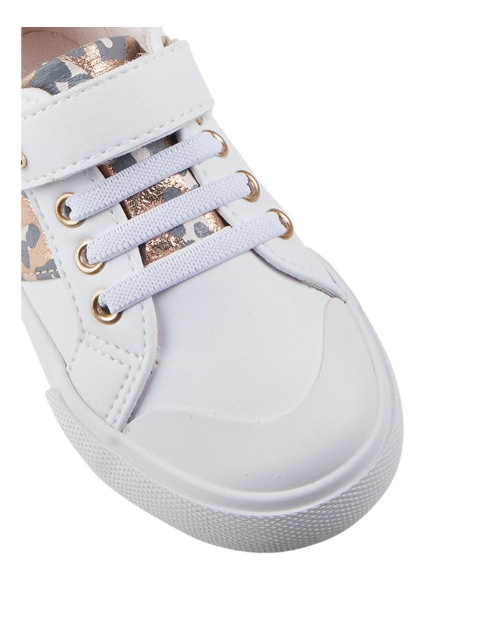 Maggie Leopard Girls Sneakers image 4