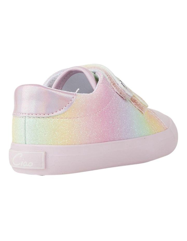 Morgan Rainbow Girls Sneakers image 3