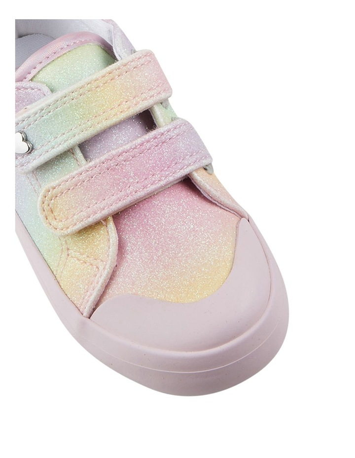 Morgan Rainbow Girls Sneakers image 4
