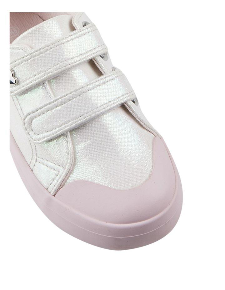 Morgan Shimmer Girls Sneakers image 4