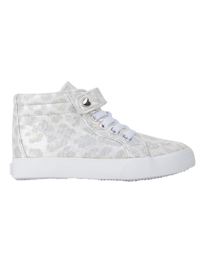Morgan Shimmer Hi Top Girls Sneakers image 1