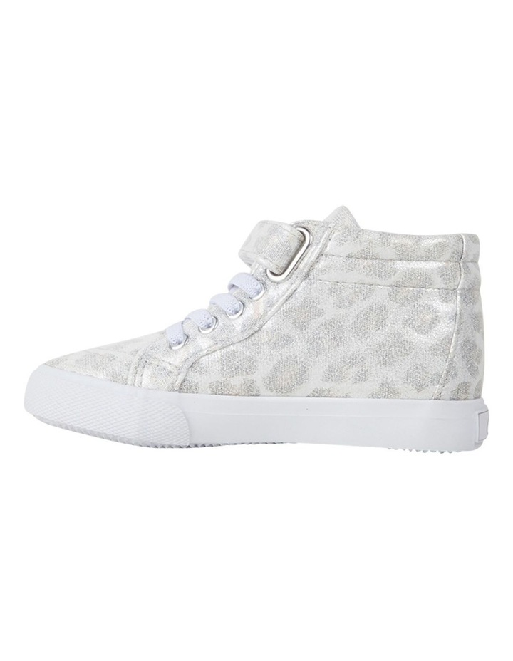 Morgan Shimmer Hi Top Girls Sneakers image 2