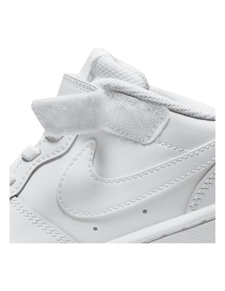 Court Borough Low 2 Pre School Boys Sneakers image 4