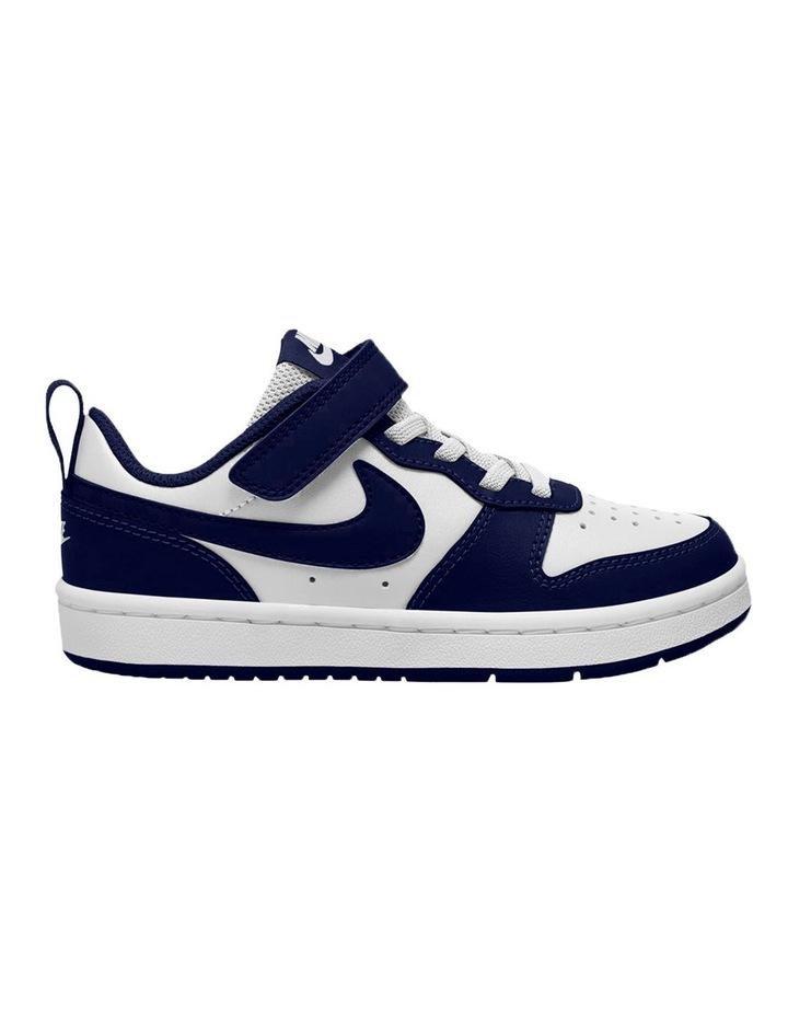 Court Borough Low 2 Pre School Boys Sneakers image 1