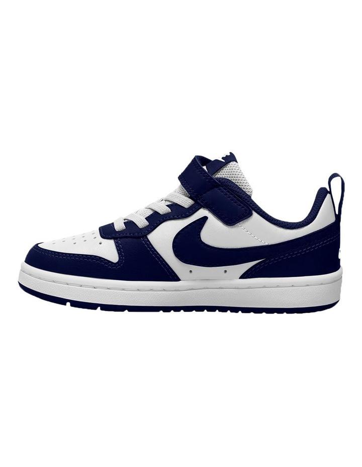 Court Borough Low 2 Pre School Boys Sneakers image 2