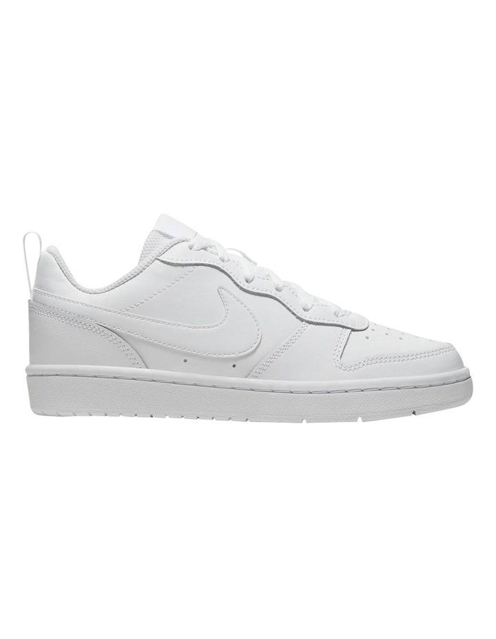 Court Borough Low 2 Grade School Boys Sneakers image 1