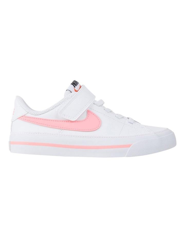 Court Legacy Pre School Girls Sneakers image 1