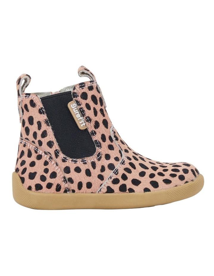 Mani Leopard Girls Boots image 1