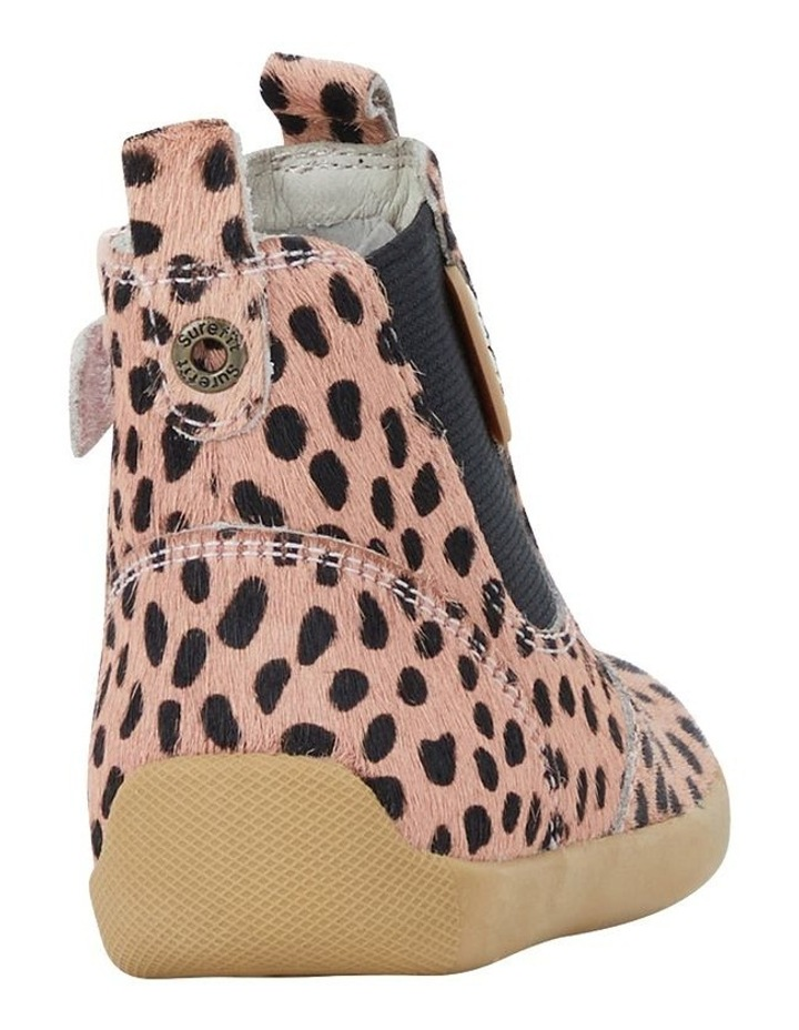 Mani Leopard Girls Boots image 3