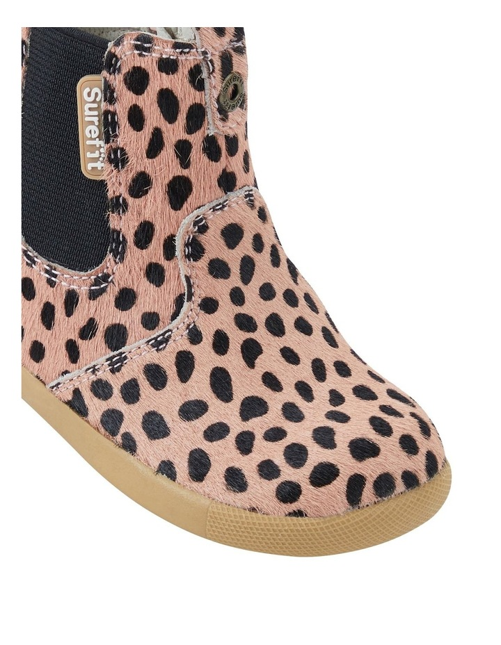 Mani Leopard Girls Boots image 4
