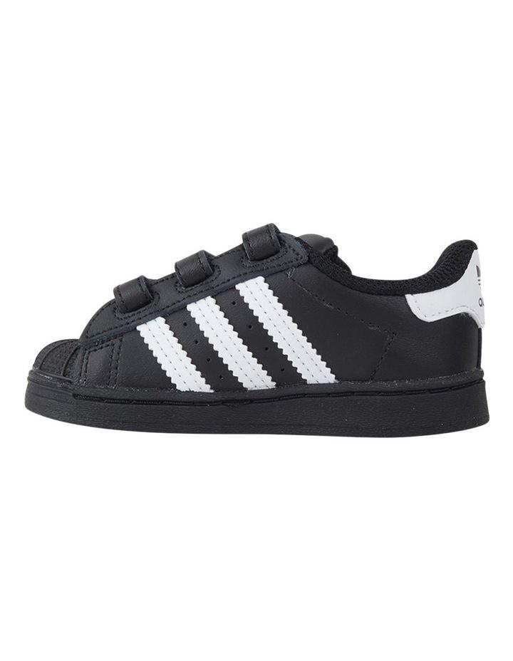 Superstar Foundation II Self Fastening Infant Boys Sneakers image 2