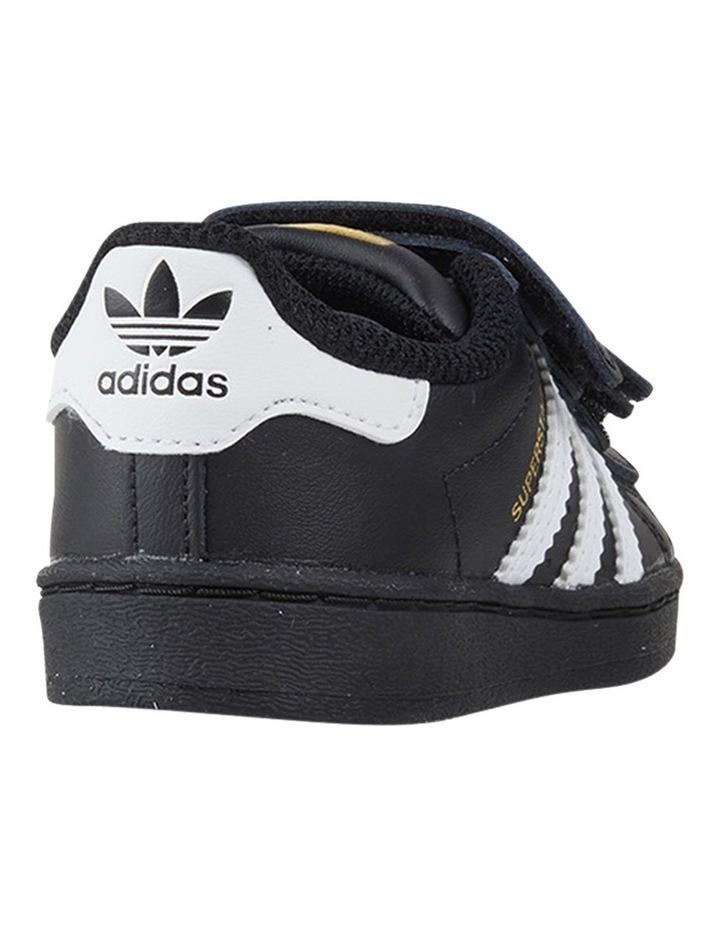 Superstar Foundation II Self Fastening Infant Boys Sneakers image 3