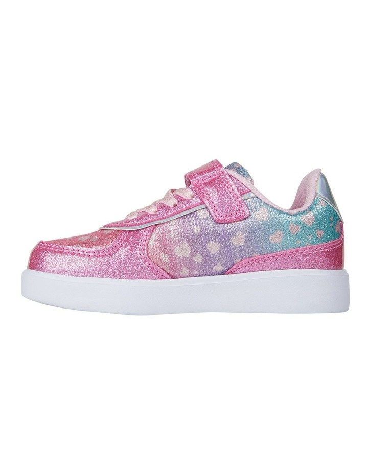 Charley Hearts Girls Sneakers image 2
