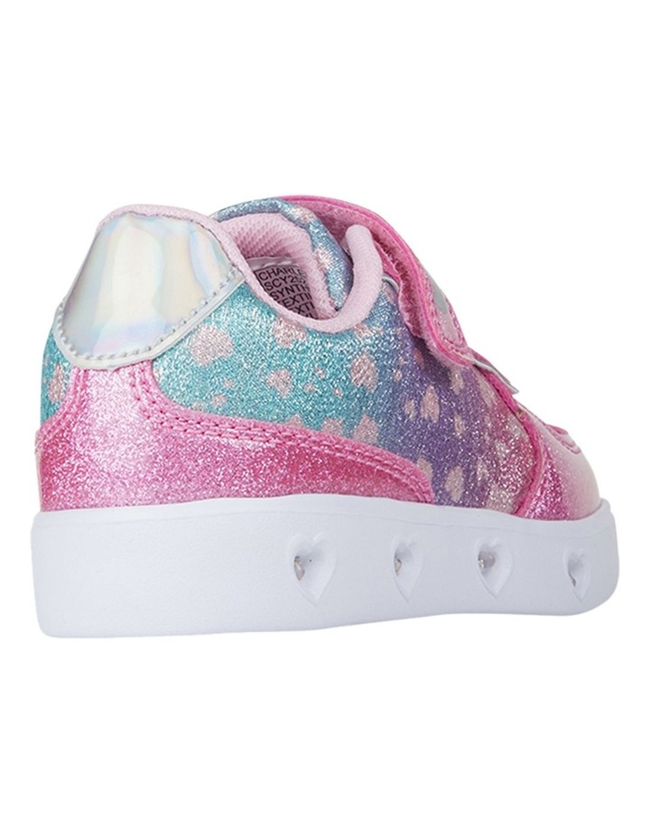 Charley Hearts Girls Sneakers image 3