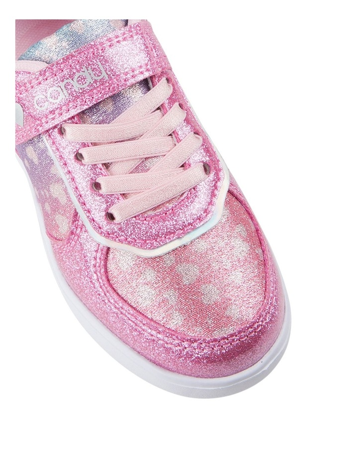 Charley Hearts Girls Sneakers image 4