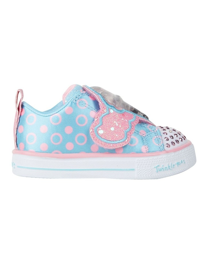 Twinkle Toes Shuffle Lite Treat Infant Girls Sneakers image 1