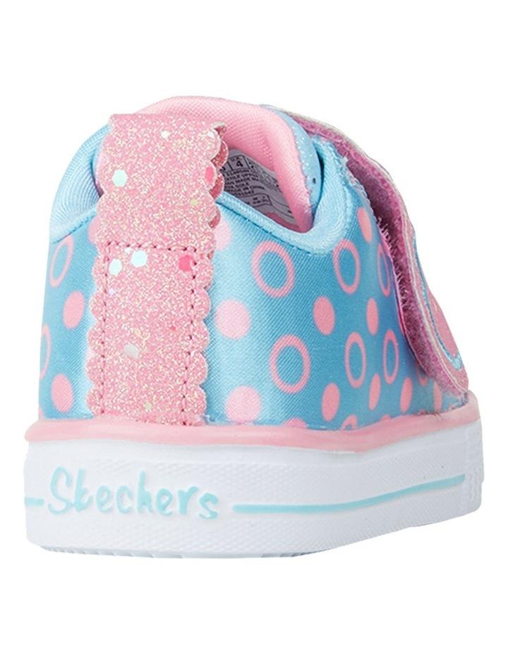Twinkle Toes Shuffle Lite Treat Infant Girls Sneakers image 3