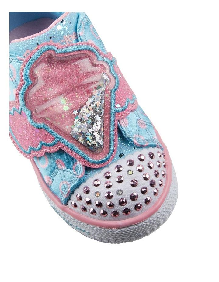 Twinkle Toes Shuffle Lite Treat Infant Girls Sneakers image 4