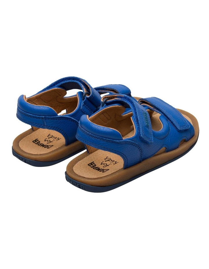 Bicho Youth Blue Sandals image 3