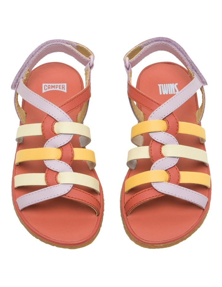 Twins Multi Strap Youth Assorted Sandals image 2