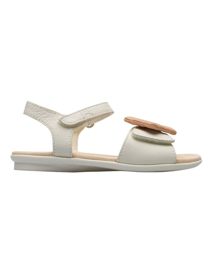 Twins Starfish Youth White Sandals image 1