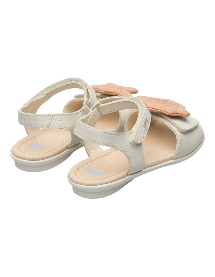 Twins Starfish Youth White Sandals image 3