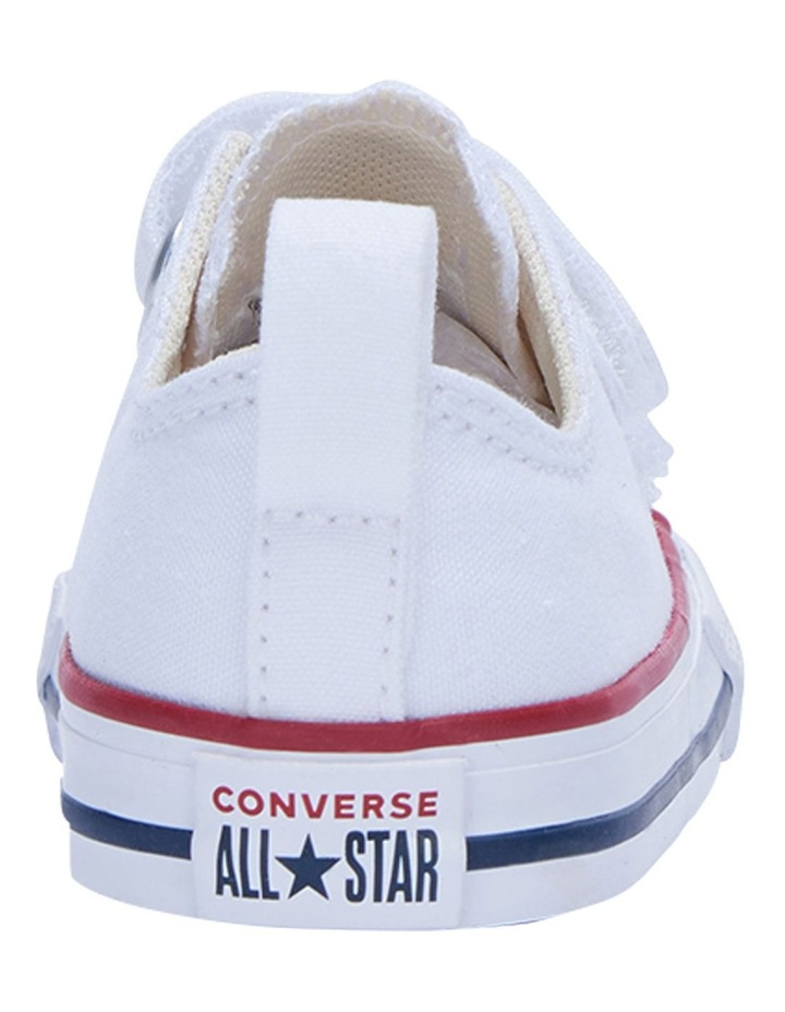Chuch Taylor All Star 2V Ox Canvas Infant Boys Sneakers image 3